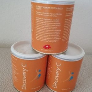Vitamine C - Discovery C® Le Complément - 3 boîtes de Vitamine C